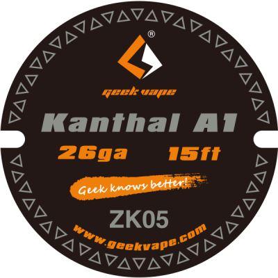 GeekVape Kanthal A1 26ga 0,4mm 5m