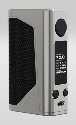 Joyetech eVic Primo 2.0 grip černo stříbrný
