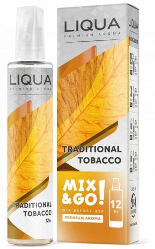 Liqua Mix&Go Tradition Tobacco 12ml Shake and Vape