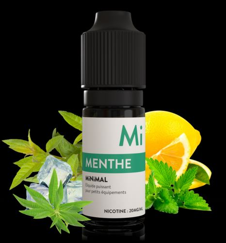 The Fuu Minimal Menthe 20mg