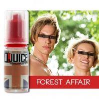T-Juice Forest Affair 10ml příchuť ovocná směs s vanilkou