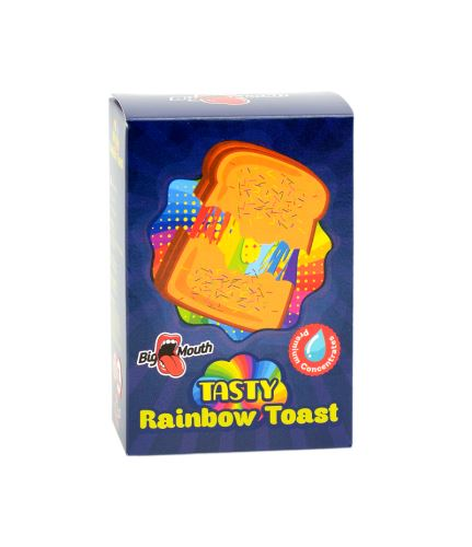 Big Mouth Tasty Rainbow Toast příchuť 10ml toust  s ovocem