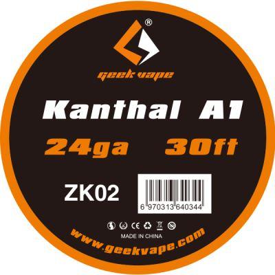 GeekVape Kanthal A1 24ga 0,5mm 10m