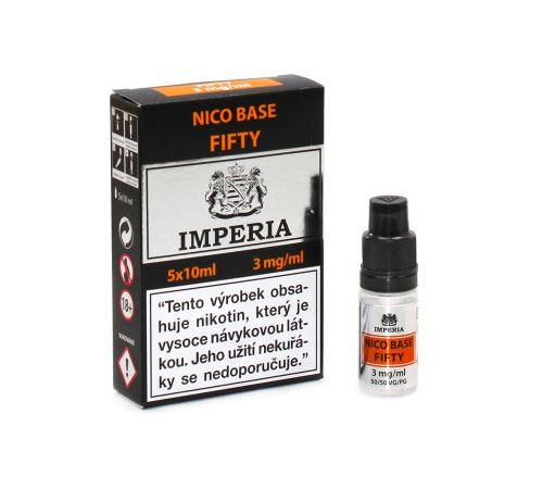 Imperia Nico Base 3mg