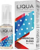 Liqua Elements American Blend 3mg 10ml americký tabák