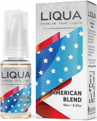 liqua americký tabák