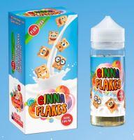 PJ Empire Cream Queen Plus Cinna Flakes příchuť 24ml skořicové vločky