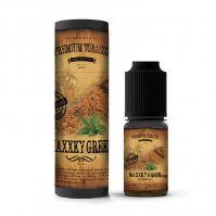 Premium Tobacco Maxxky Green příchuť 10ml, tabák s mentolem