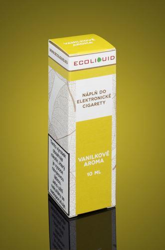 Ecoliquid Vanilka