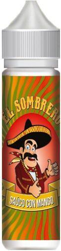 KTS El Sombrero Saúco Con Mango 10ml shake and vape