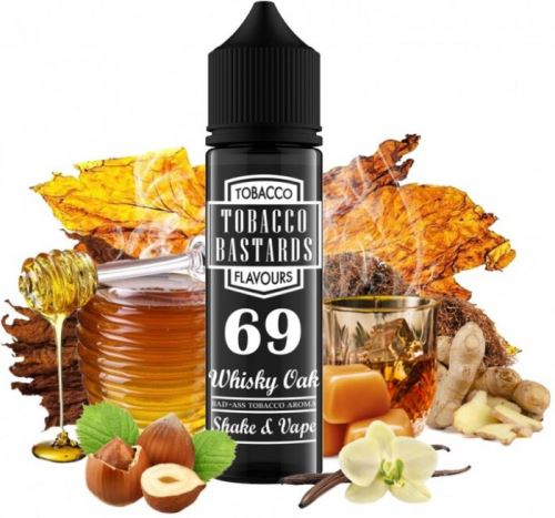 Flavormonks Tobacco Bastards SNV No.69 12ml