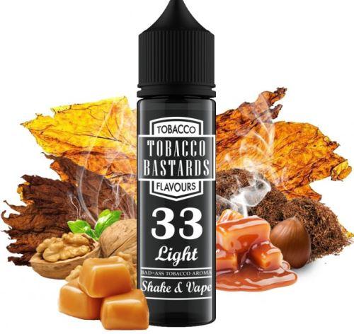 Flavormonks Tobacco Bastards SNV No.33