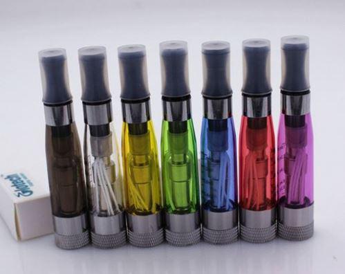 Echomizér CE4+ 1,6ml fialový Cleromizér