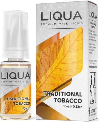 liqua tradiční tabák