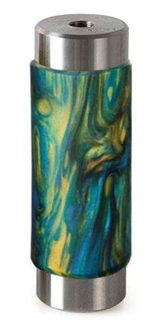 Wismec Reuleaux RX Machina Swirled Metallic Resin