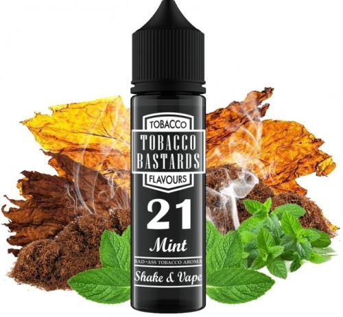 Flavormonks Tobacco Bastards SNV No.21