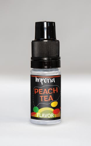 Black Label Peach Tea 10ml