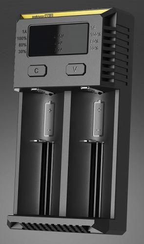 Nitecore i2 New inteligentní nabíječka 2 sloty