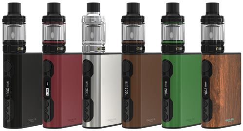 set Eleaf iStick QC200W+Melo300