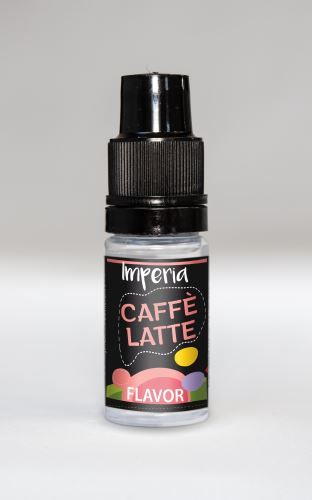 Black Label Caffe Latte 10ml