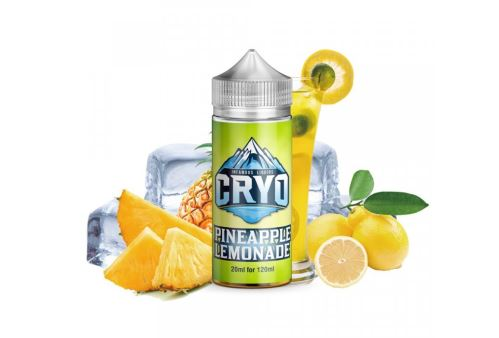 Infamous Cryo Pineapple Lemonade SNV