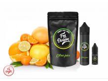 Fog Division Citrus Juice 10ml Shake and Vape