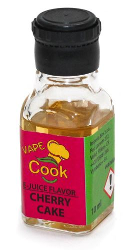 Vape Cook Cherry Cake 10ml