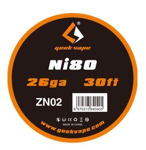 Geekvape Ni80 26ga 0,4mm 10m