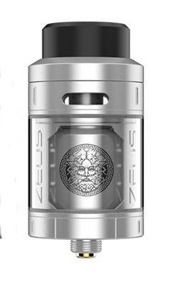 atomizér Zeus RTA 4ml stříbrný