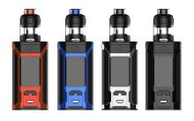 Wismec Sinuous Ravage 230 Mod Kit s Gnome Evo Tank
