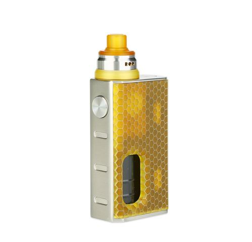 Wismec Luxotic BF Mod Kit s Tobinho Honeycomb Resin