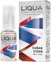 Liqua Elements Cuban Cigar 3mg 10ml kubánský doutník