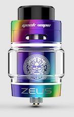 GeekVape  Zeus DUAL RTA duhový