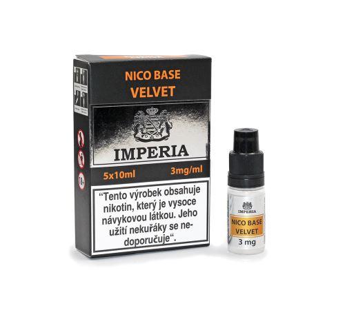 Imperia Nico Base Velvet 3mg 10ml