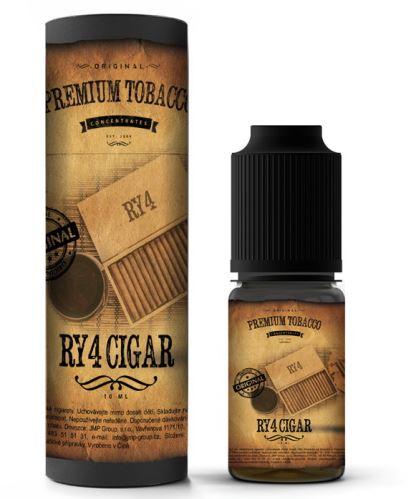 Premium Tobacco RY4 Cigar příchuť 10ml