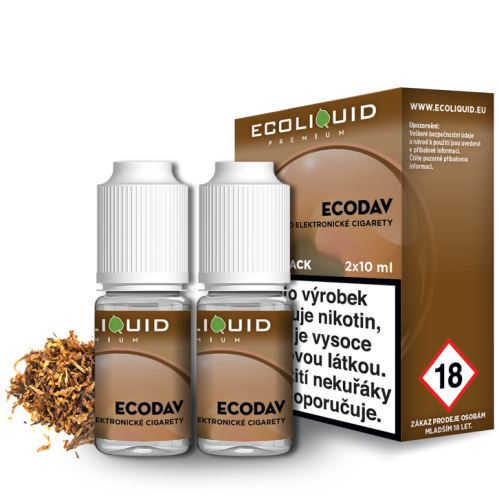 Ecoliquid Ecodav 2x10ml