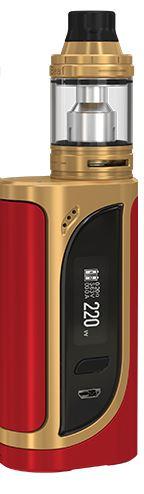 Eleaf iKonn 220 set s ELLO červený zlatý
