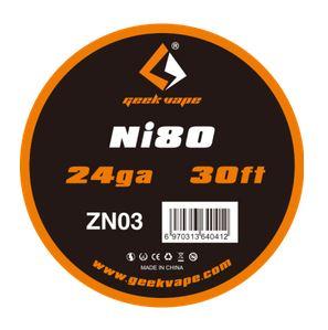 Geekvape Ni80 24ga 0,5mm 10m