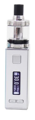 Aspire X30 Rover kit stříbrný