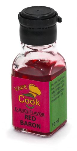 Vape Cook Red Baron 10ml