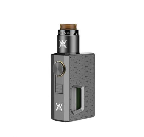 Geekvape Athena squonk kit šedý
