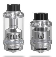 Vandy Vape Kylin RTA atomizér stříbrný
