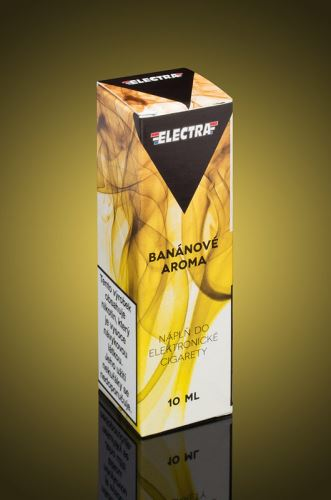 Electra Banán 6mg 10ml