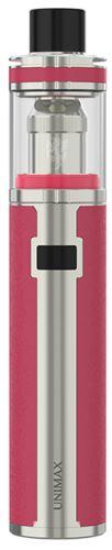 set Joyetech Unimax 25 stříbrnorůžový
