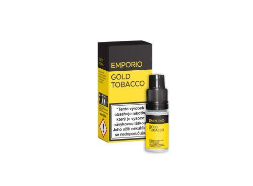 Emporio Gold Tobacco 6mg 10ml