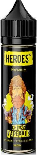 heroes chuck vaperris